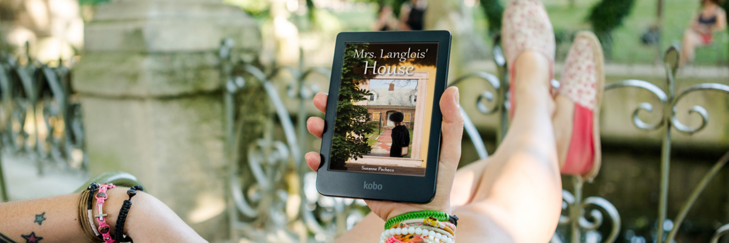 Sueanne Pacheco - Author - Mrs. Langlois' House